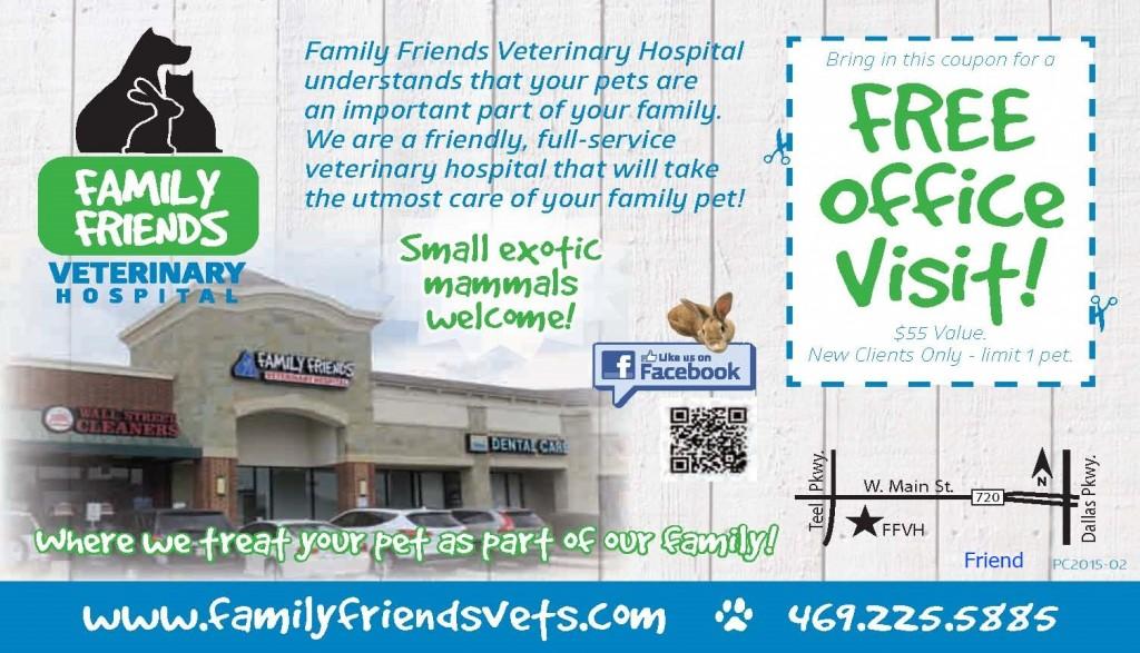 FFVH coupon - friend